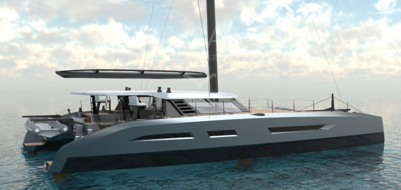 ICECAT 72 – Il cantiere Ice Yachts lancia un cat super Hi-Tech di 72 piedi
