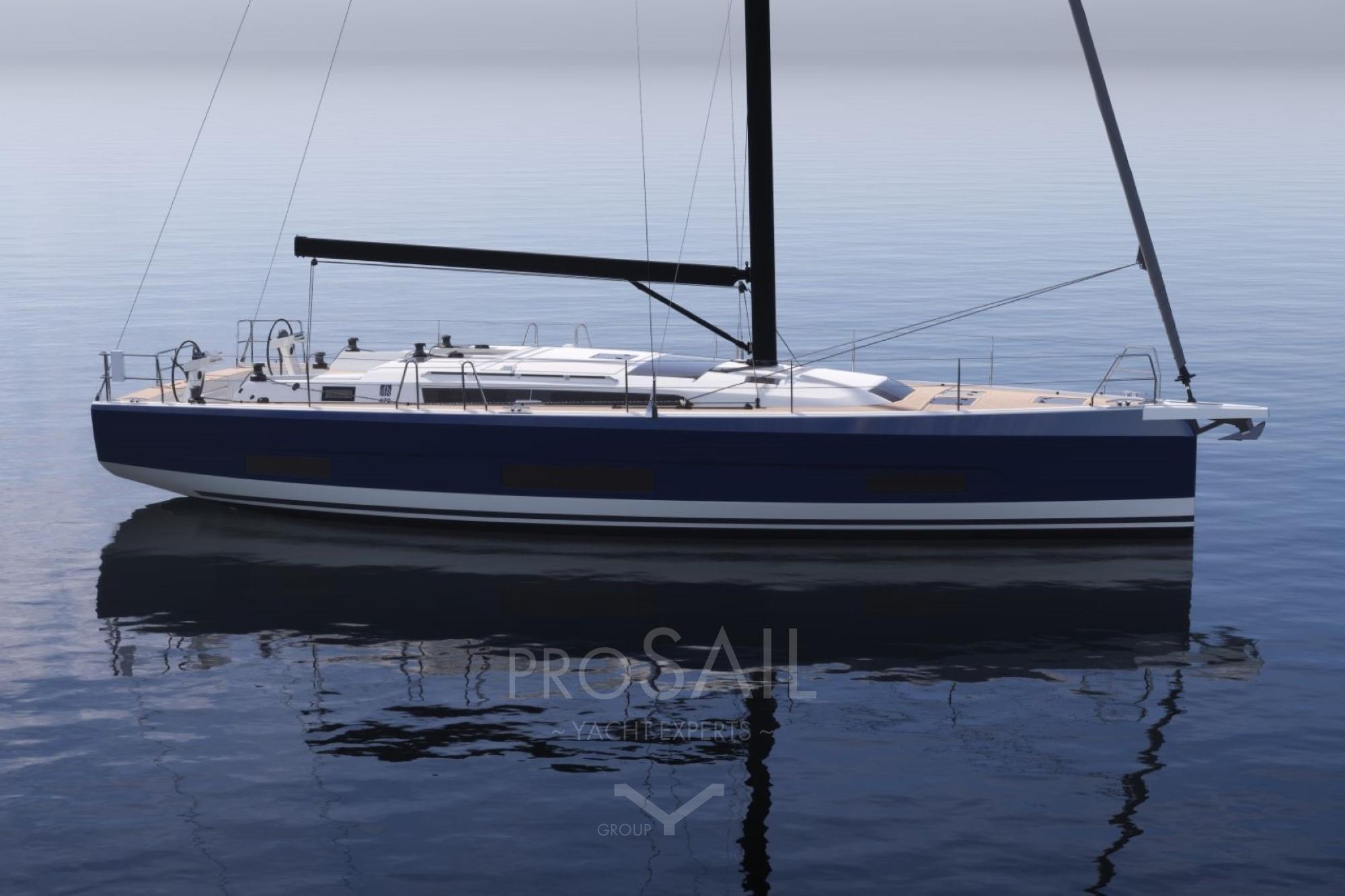 NEW Dufour 470 – Molto più di una barca a vela