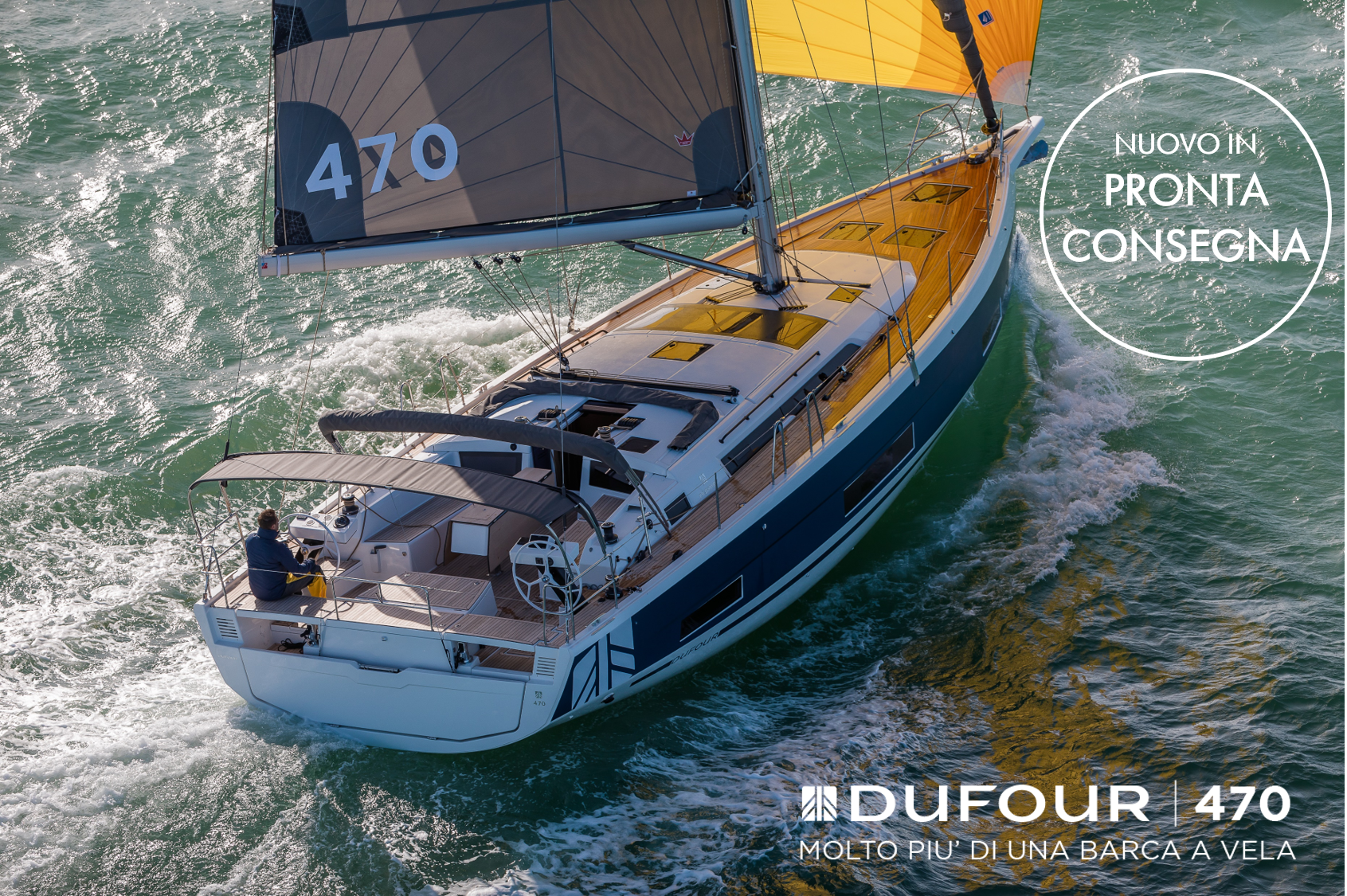 ?Group Y – ProSail: Dufour 470 much more than a Sailing Boat?