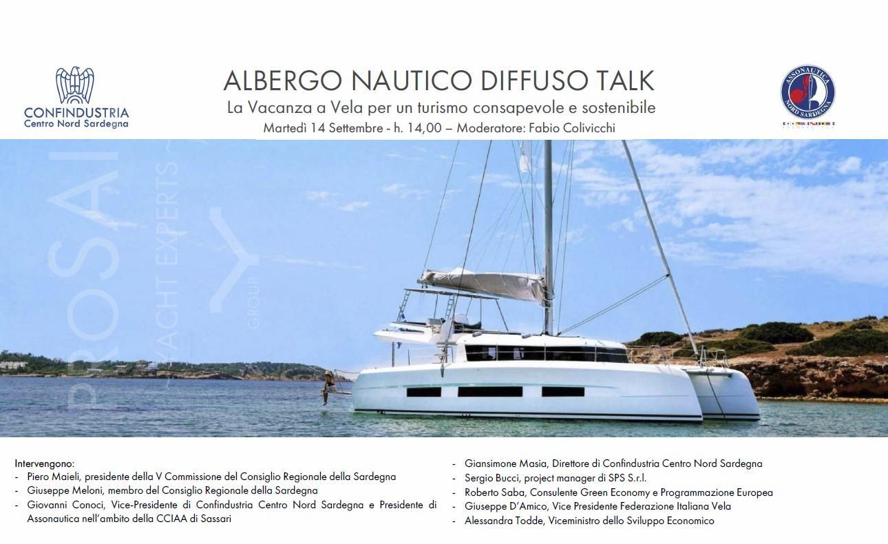 Albergo Nautico Diffuso: a new way of conceiving hospitality